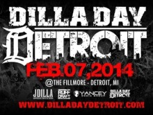 OKAY PLAYER : DILLA DAY DETROIT 2014 OFFICIAL 2014 LINEUP ANNOUNCED FOR DILLA DAY DETROIT
